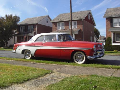 1955 DeSoto Firedme Sportsman Coupe For Sale (picture 1 of 6)