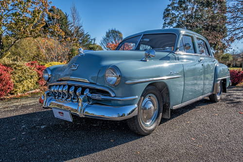 1952 No Other Car Rides Like A De Soto! SOLD (picture 5 of 6)