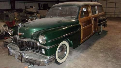 1949 DeSoto Woody Wagon For Sale (picture 1 of 6)