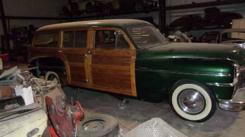 1949 DeSoto Woody Wagon For Sale (picture 2 of 6)