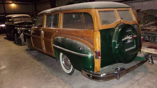 1949 DeSoto Woody Wagon For Sale (picture 3 of 6)
