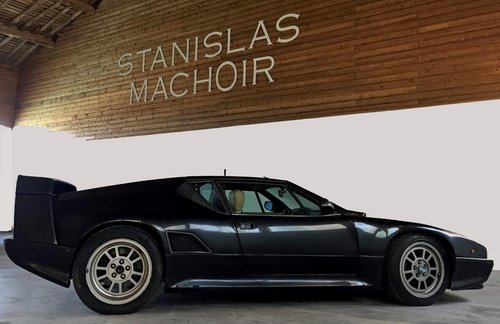 DE TOMASO PANTERA Si 1991 by auction by Stanislas Machoïr SOLD by Auction (picture 1 of 6)