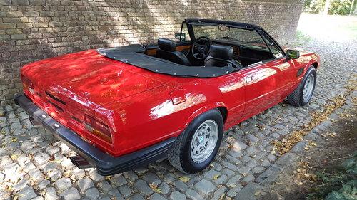 De Tomaso Longchamp Spyder (1983) For Sale (picture 2 of 6)