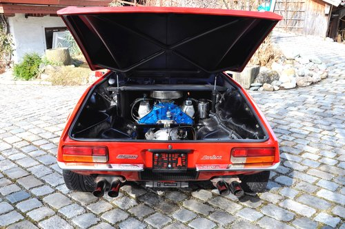 1972 DeTomaso Pantera, engine just 4000 mls! For Sale (picture 6 of 6)