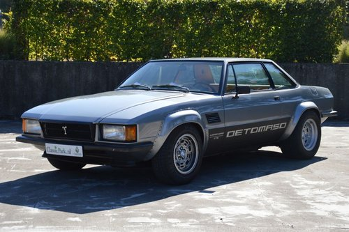 (987) DeTomaso Longchamp - 1978 For Sale (picture 1 of 6)