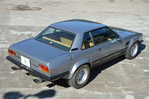 (987) DeTomaso Longchamp - 1978 For Sale (picture 3 of 6)