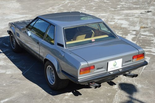 (987) DeTomaso Longchamp - 1978 For Sale (picture 4 of 6)