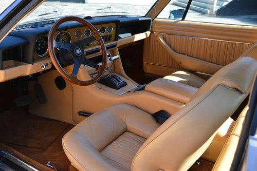 (987) DeTomaso Longchamp - 1978 For Sale (picture 5 of 6)