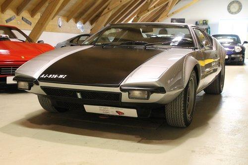 1972 DeTomaso Pantera GTS / European model For Sale (picture 1 of 6)
