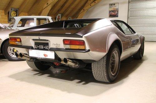 1972 DeTomaso Pantera GTS / European model For Sale (picture 2 of 6)
