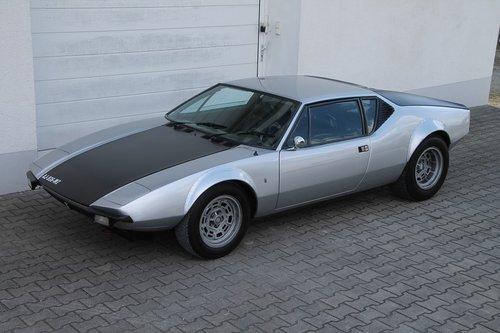 1972 DeTomaso Pantera GTS / European model For Sale (picture 6 of 6)