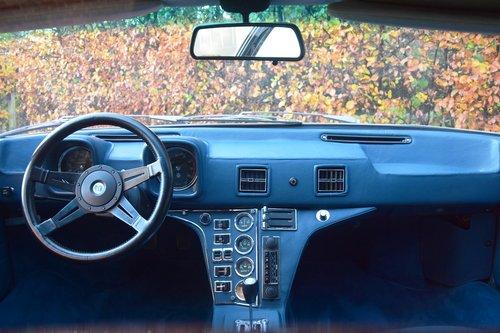 1972 De Tomaso Pantera in pristine condition (LHD) For Sale (picture 5 of 6)