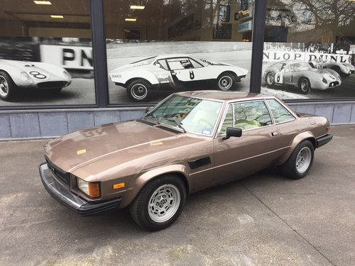 1983 De Tomaso Longchamp GTS For Sale (picture 1 of 6)