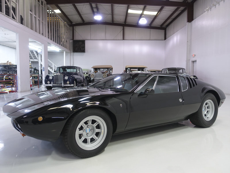 1969 DeTomaso Mangusta For Sale (picture 1 of 6)
