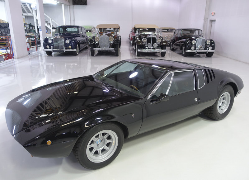 1969 DeTomaso Mangusta For Sale (picture 2 of 6)