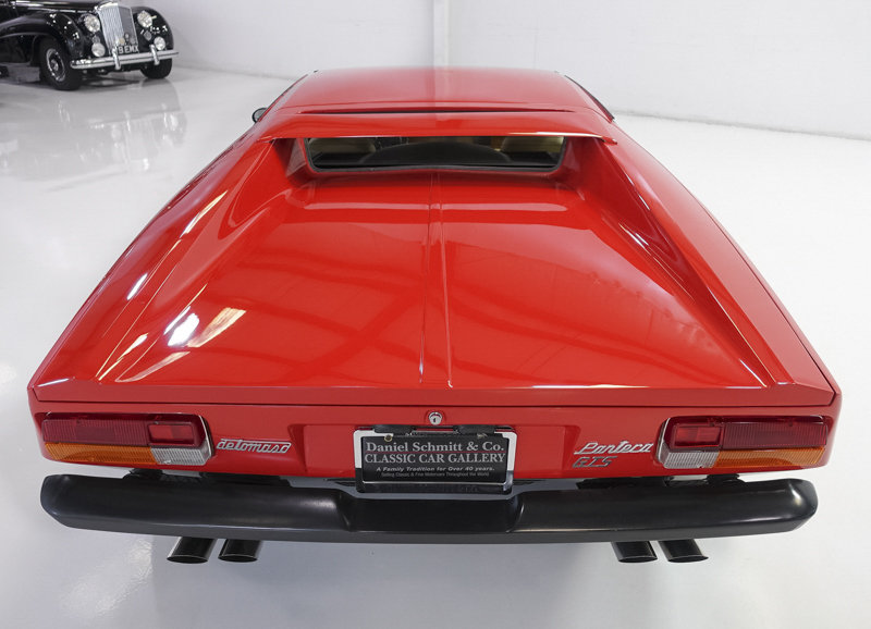 Carroll Shelby's 1983 DeTomaso Pantera GTS For Sale (picture 2 of 6)