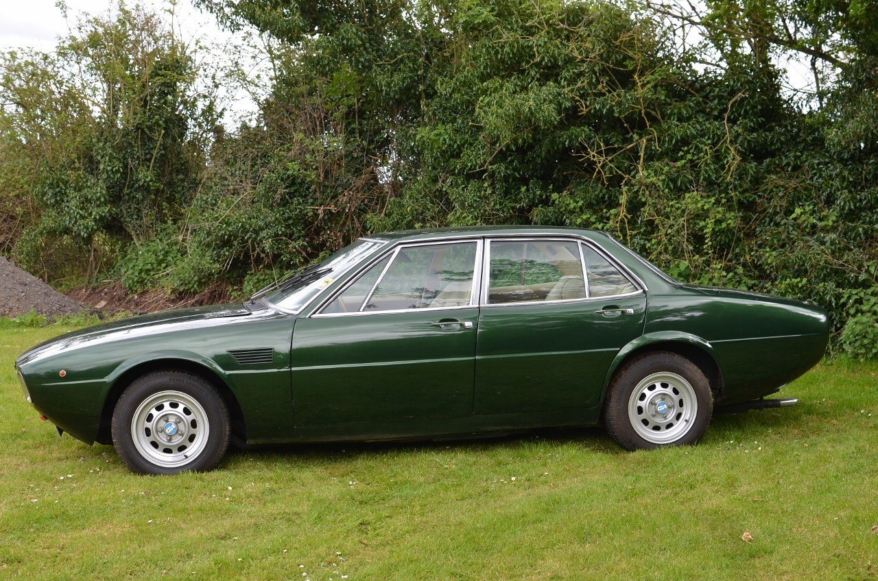 1978 DeTomaso Deauville late series 1 - RHD For Sale (picture 3 of 6)