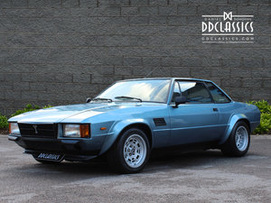 1974 De Tomaso Longchamp GTS Coupe For Sale in London (LHD) For Sale