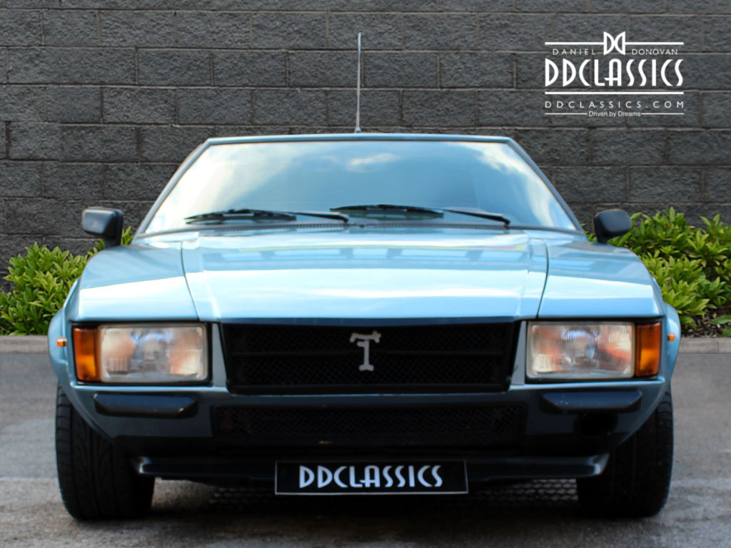 1974 De Tomaso Longchamp GTS Coupe For Sale in London (LHD) For Sale (picture 4 of 6)