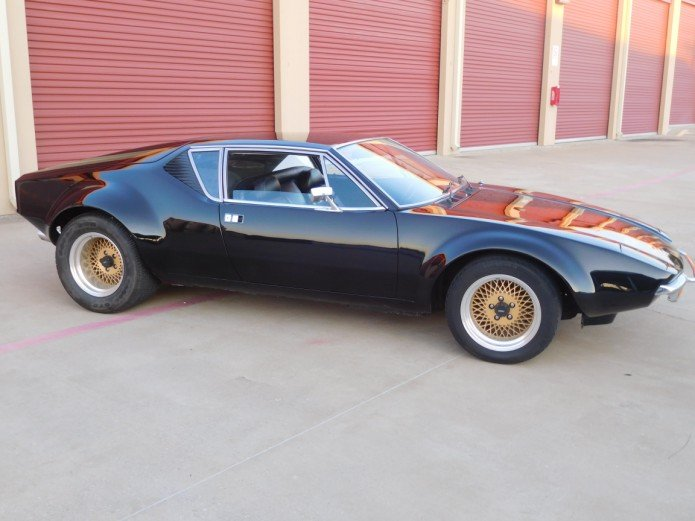 1972 Group IV Conversion Pantera For Sale (picture 1 of 6)