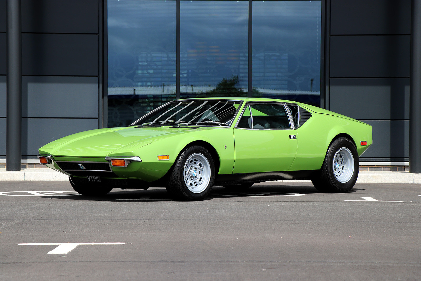 Pantera For Sale >> For Sale Uk Fully Restored 1972 De Tomaso Pantera For Sale