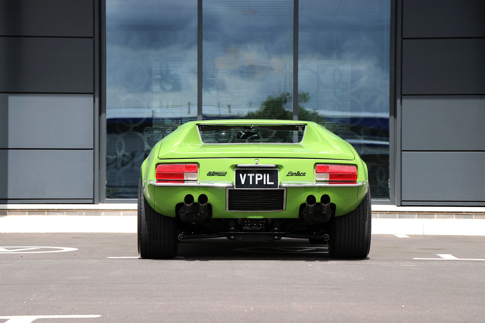 For Sale UK Fully Restored 1972 De Tomaso Pantera For Sale (picture 6 of 6)