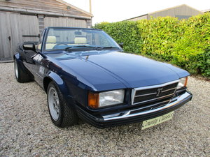 1984 Detomaso Longchamp V.Rare 1/3 RHD 26,000 miles. Superb  For Sale
