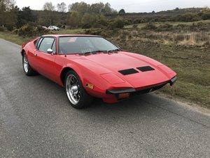 DETomaso Pantera 1972 5.7 Original Cleveland V8