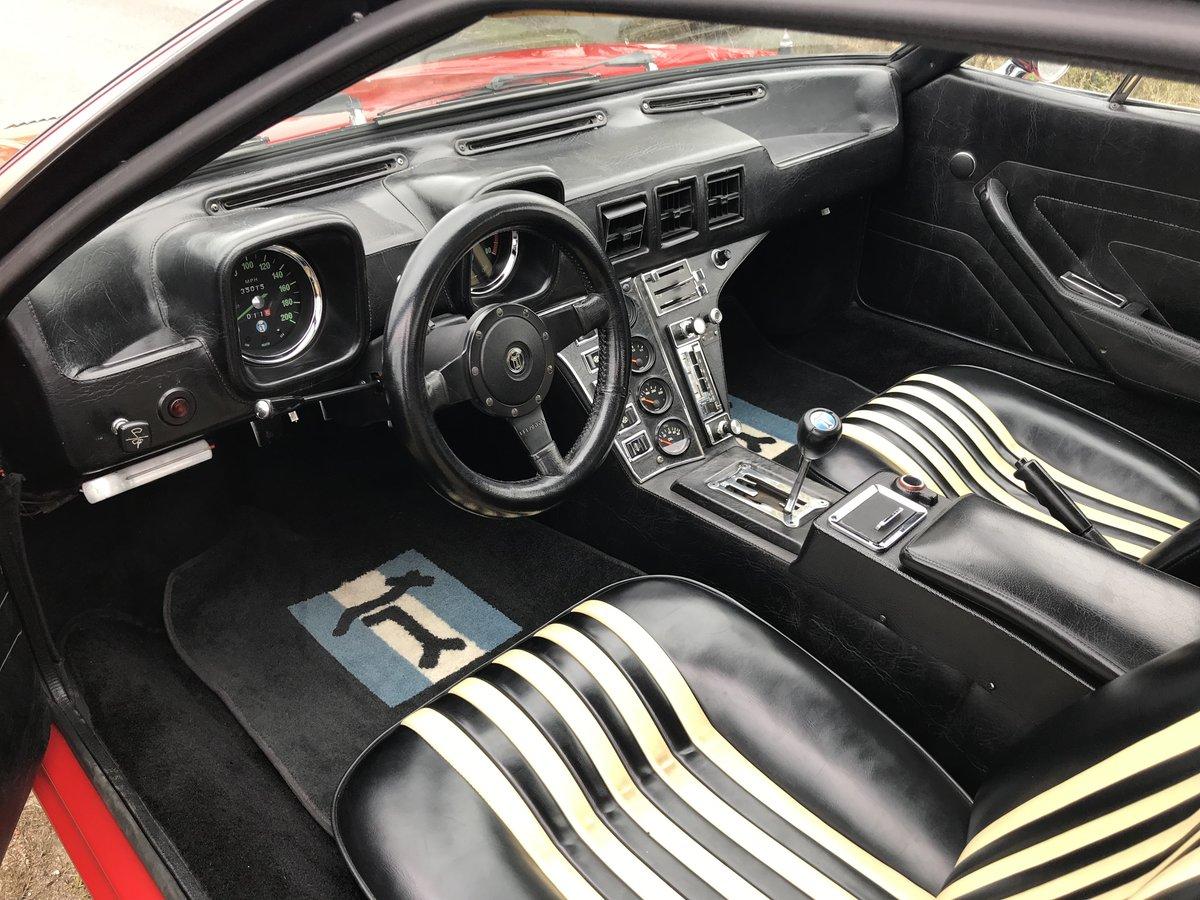 DETomaso Pantera 1972 5.7 Original Cleveland V8 For Sale (picture 4 of 6)