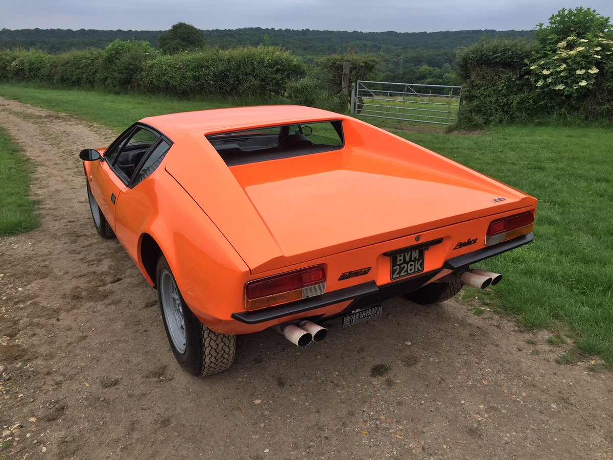 1972 Pre L narrow body Pantera LHD For Sale (picture 3 of 6)