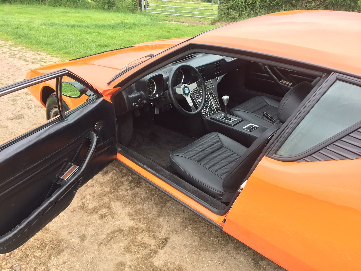 1972 Pre L narrow body Pantera LHD For Sale (picture 5 of 6)