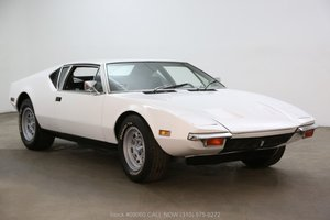 1971 DeTomaso Pantera For Sale