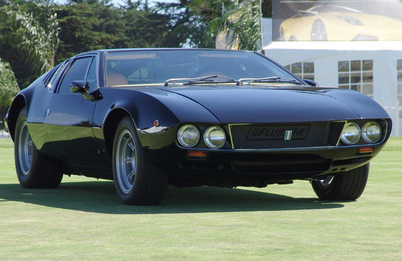 1969 Gorgeous De Tomaso Mangusta for sale  For Sale (picture 1 of 6)
