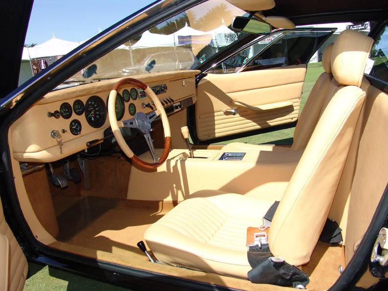 1969 Gorgeous De Tomaso Mangusta for sale  For Sale (picture 3 of 6)