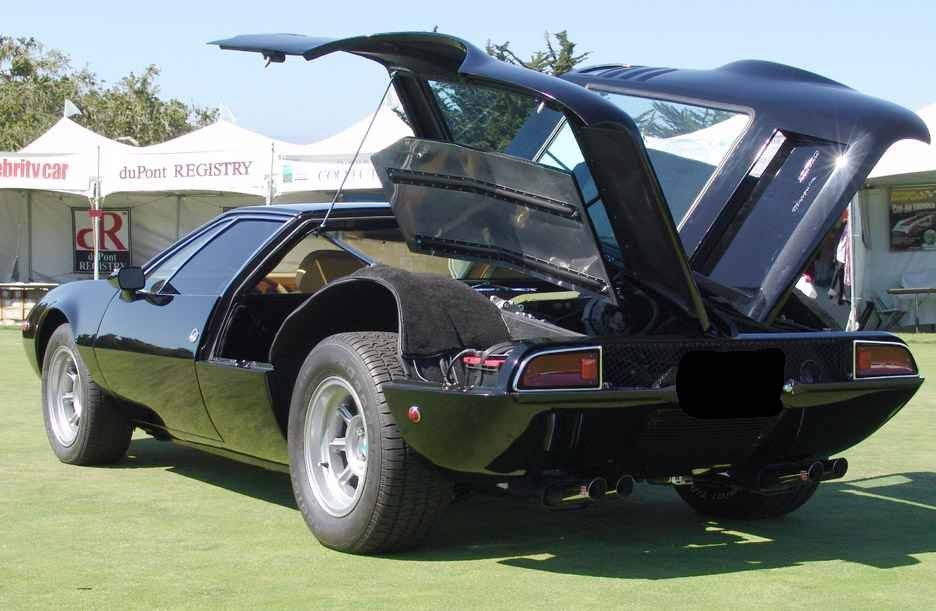 1969 Gorgeous De Tomaso Mangusta for sale  For Sale (picture 6 of 6)