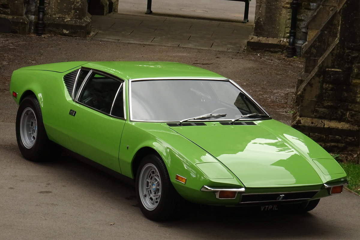 De Tomaso Pantera V8 1972 For Sale (picture 1 of 6)