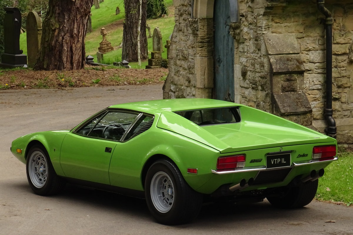 De Tomaso Pantera V8 1972 For Sale (picture 2 of 6)