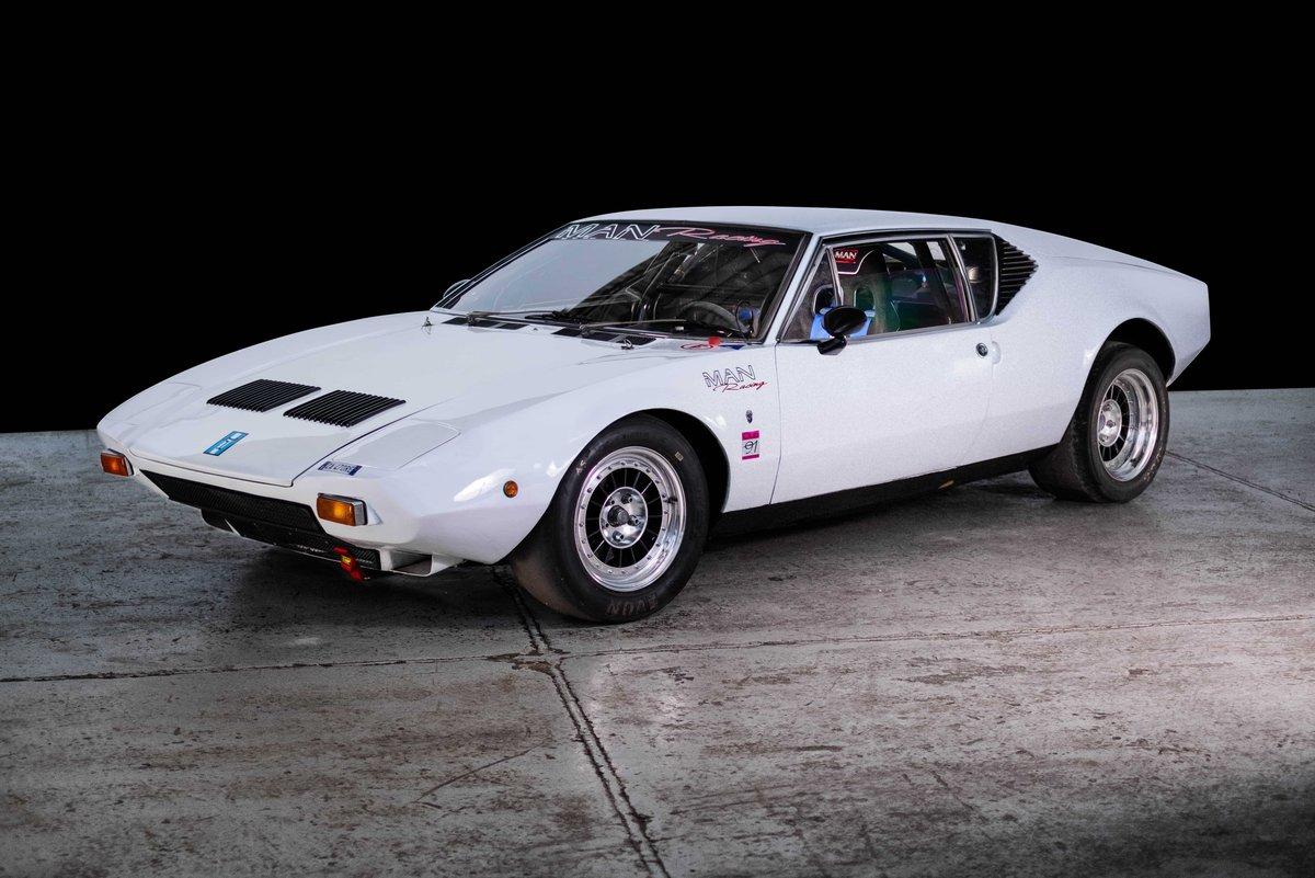 1972 De tomaso pantera historic race car For Sale (picture 1 of 6)