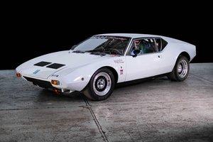 1972 De tomaso pantera historic race car For Sale