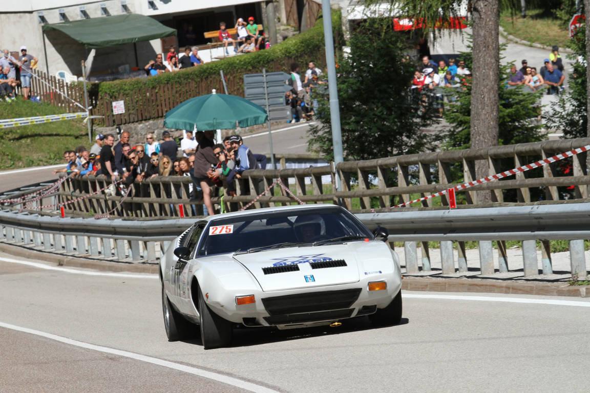 1972 De tomaso pantera historic race car For Sale (picture 6 of 6)