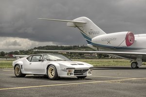 1983 - De Tomaso Pantera GT5 For Sale by Auction