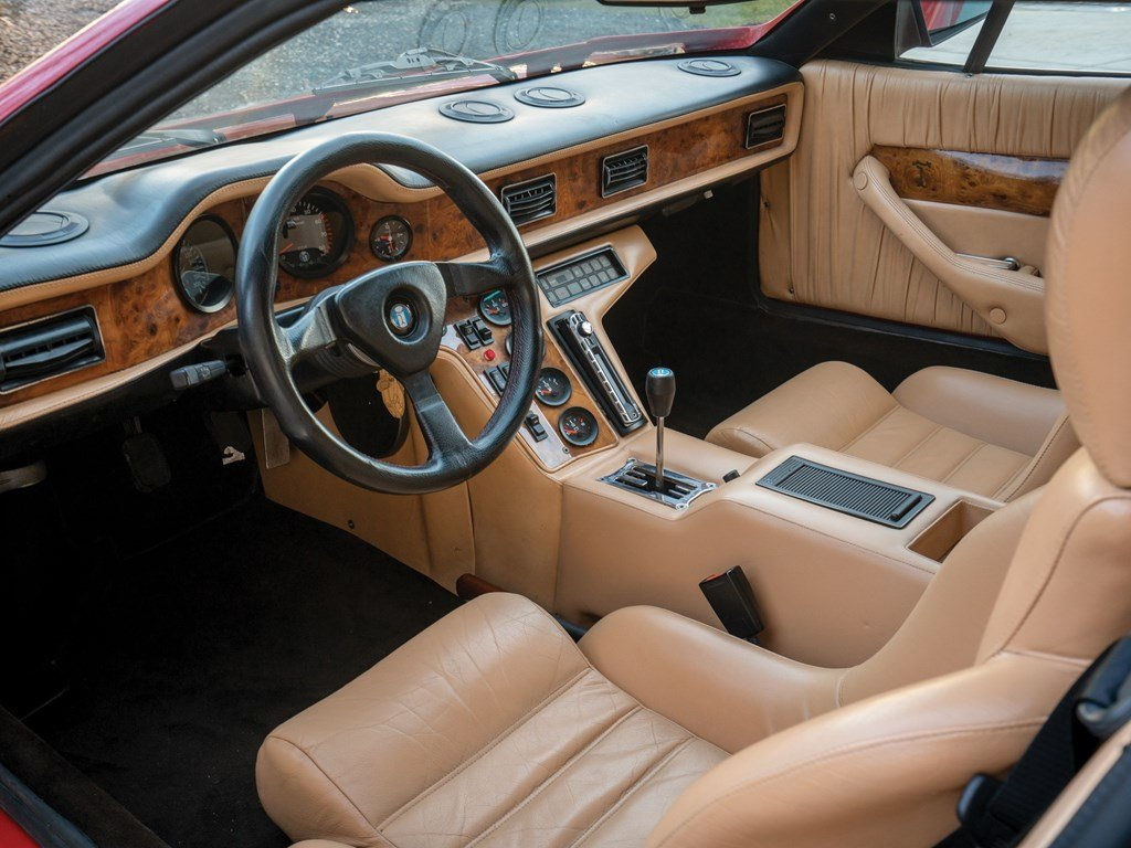 1990 DeTomaso Pantera 90 Si For Sale by Auction (picture 3 of 6)
