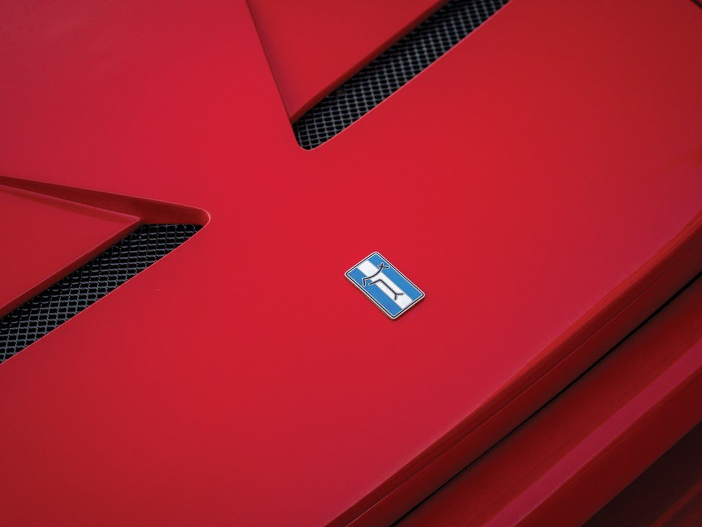1990 DeTomaso Pantera 90 Si For Sale by Auction (picture 5 of 6)