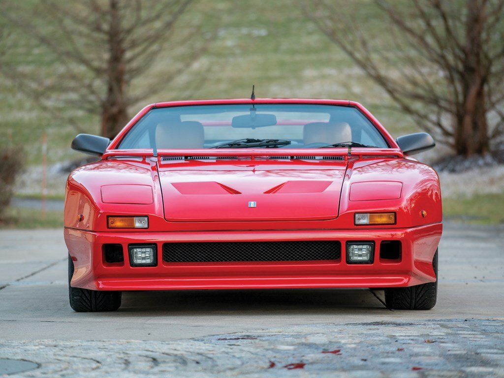 1990 DeTomaso Pantera 90 Si For Sale by Auction (picture 6 of 6)