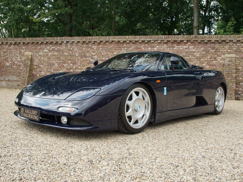 1995 DeTomaso Guarà only 38 ever made, 4th Guara made, German car For Sale (picture 1 of 6)
