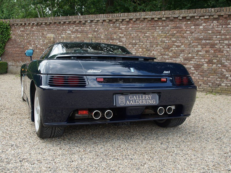 1995 DeTomaso Guarà only 38 ever made, 4th Guara made, German car For Sale (picture 6 of 6)