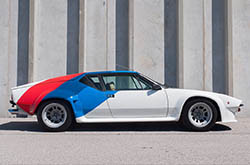 1982 DeTomaso Pantera GT5 = Rare 1 of 250 made + Race History  For Sale