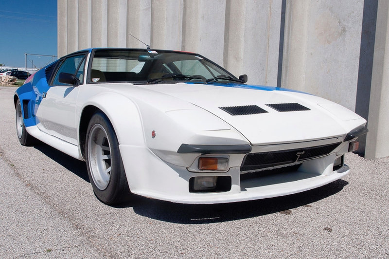 1982 DeTomaso Pantera GT5 = Rare 1 of 250 made + Race History  For Sale (picture 2 of 6)