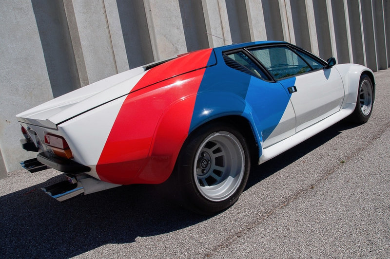 1982 DeTomaso Pantera GT5 = Rare 1 of 250 made + Race History  For Sale (picture 3 of 6)