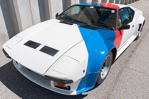 1982 DeTomaso Pantera GT5 = Rare 1 of 250 made + Race History  For Sale (picture 4 of 6)
